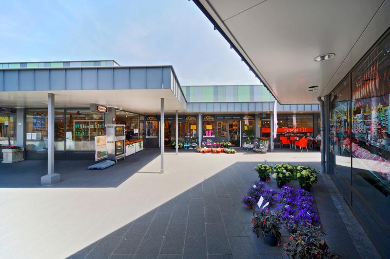 winkelcentrum Limbrichterveld
